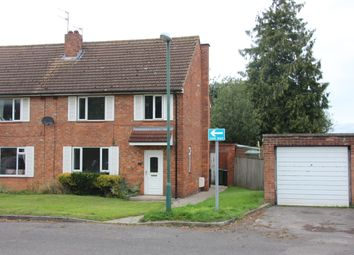 3 bed semi-detached house to rent in Linton Woods Lane, Linton On Ouse, York YO30