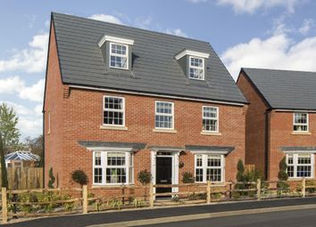 "Thumbnail 5 bed detached house for sale in ""Emerson"" at Staunton Road, Coleford"