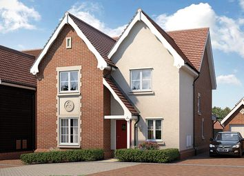 "Thumbnail 4 bed property for sale in ""The Helmsley"" at Church Road, Stansted"