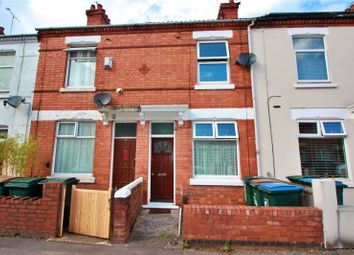 Thumbnail 2 bed terraced house for sale in Somerset Road, Radford, Coventry