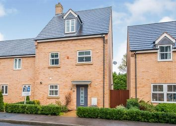 4 bed town house for sale in Shackleton Way, Yaxley, Peterborough PE7