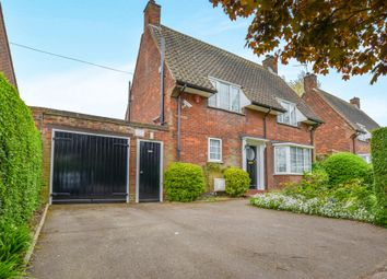 Thumbnail 3 bed detached house for sale in Hyde Way, Welwyn Garden City