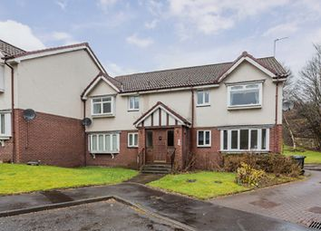 Thumbnail 2 bed flat for sale in Woodvale Avenue, Airdrie, North Lanarkshire