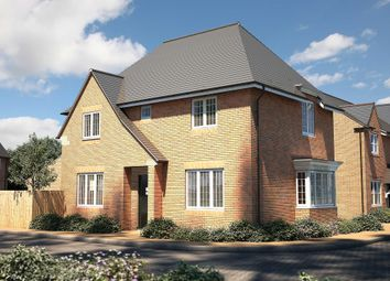 Thumbnail 4 bed detached house for sale in Upper New Road, Cheddar
