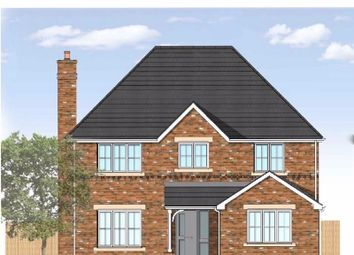 Thumbnail 4 bed detached house for sale in Plot 1, Dunnock Gardens, Much Hoole