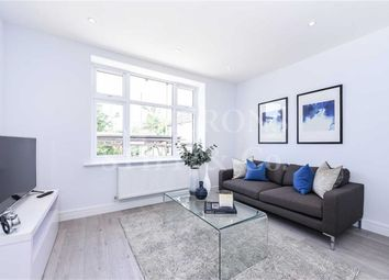 Thumbnail 3 bed flat for sale in Kingscroft Road, West Hampstead, London