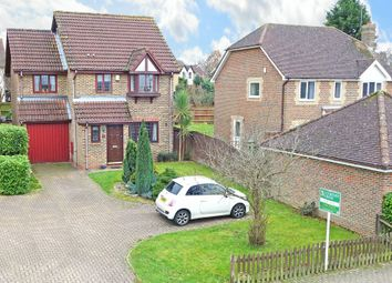 Thumbnail 4 bed detached house for sale in Bartholomew Way, Horsham