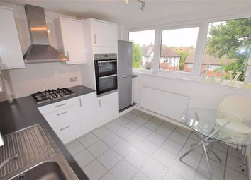 Thumbnail Flat to rent in Connaught Avenue, London