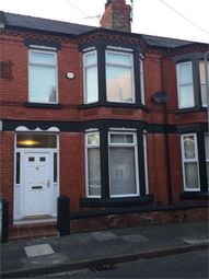 Thumbnail 3 bed terraced house for sale in Belper Street, Garston, Liverpool, Merseyside