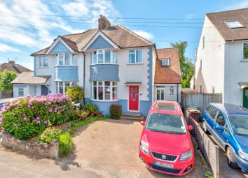 4 bed semi-detached house for sale in Prospect Road, St. Albans, Hertfordshire AL1