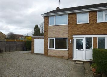 Thumbnail 3 bed end terrace house for sale in Ingleby Drive, Tadcaster