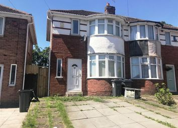 Thumbnail 2 bed semi-detached house to rent in Haycroft Avenue, Ward End, Birmingham