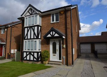 Thumbnail 3 bed detached house for sale in Shetland Close, Howdale Road, Hull