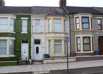 Thumbnail 4 bedroom terraced house to rent in Arkles Lane, Anfield, Liverpool, Merseyside