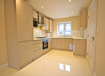 Thumbnail 3 bed semi-detached house to rent in Peabody Road, North Camp, Farnborough