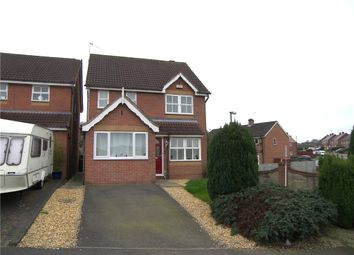 Thumbnail 3 bed detached house for sale in Walnut Road, Belper