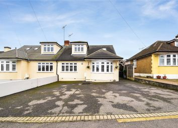 Thumbnail 4 bed bungalow for sale in Chave Road, Wilmington, Kent