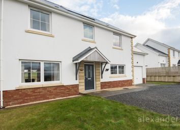 Thumbnail 4 bed detached house for sale in Pant-Y-Crug, Capel Seion, Aberystwyth