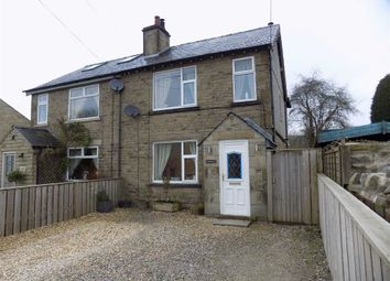 Thumbnail 3 bed semi-detached house for sale in Tom Lane, Chapel-En-Le-Frith, High Peak