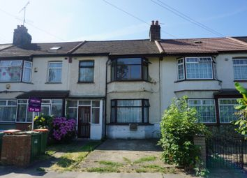 Thumbnail 3 bed terraced house for sale in Watson Avenue, London