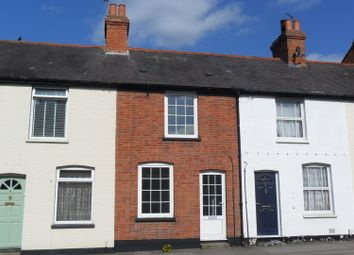 Thumbnail 2 bed terraced house to rent in Wellington Street, Thame, Oxfordshire
