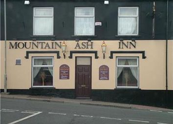 Thumbnail Restaurant/cafe for sale in Mountain Ash, 101 Gilfach Cynon, Merthyr Tydfil, Mid Glamorgan