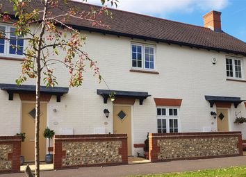 Thumbnail 2 bed terraced house to rent in Meadow View, Winchester, Hampshire