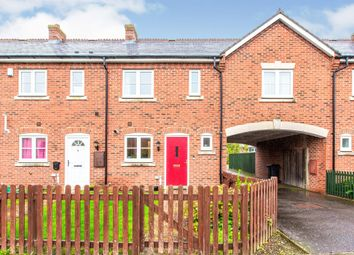 Thumbnail 3 bed terraced house for sale in Woodfield Lane, Lower Cambourne, Cambridge