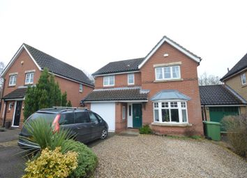 4 bed detached house for sale in Cardinal Close, Easton, Norwich NR9