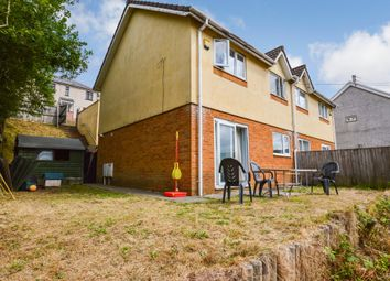 Thumbnail 3 bed semi-detached house for sale in Park View, Tan Y Bryn, Senghenydd