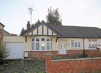 Thumbnail 2 bed bungalow for sale in Cheyne Avenue, Whitton, Twickenham