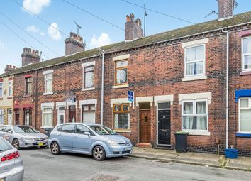 Thumbnail 2 bed terraced house to rent in Sandon Street, Stoke-On-Trent