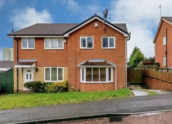 Thumbnail 3 bed semi-detached house for sale in Hardwick Court, Gateshead