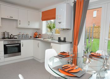 Thumbnail 3 bedroom semi-detached house for sale in The Galway. Highfield Park, Fordfield Road, Sunderland