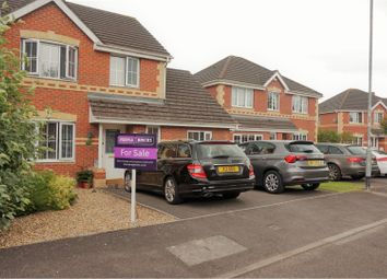 Thumbnail 3 bed detached house for sale in Ethley Drive, Usk