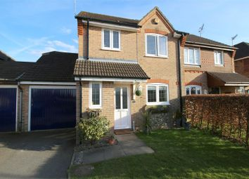 Thumbnail 4 bed semi-detached house for sale in Benjamin Road, Maidenbower, Crawley
