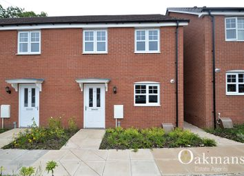 Thumbnail 3 bedroom end terrace house for sale in Tower View, Selly Oak, Birmingham, West Midlands.