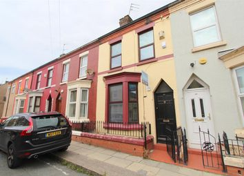 Thumbnail 4 bed terraced house for sale in Cotswold Street, Liverpool