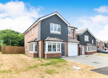 Thumbnail 4 bed detached house for sale in Bloomsbury Close, Redditch, Worcestershire