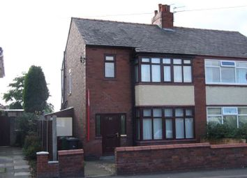Thumbnail 3 bed semi-detached house to rent in Old Road, Ashton-In-Makerfield, Wigan