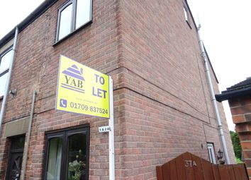 Thumbnail 1 bed flat to rent in New Street, Greasbrough