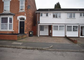 Thumbnail 5 bedroom semi-detached house for sale in Carlyle Road, Edgbaston, Birmingham
