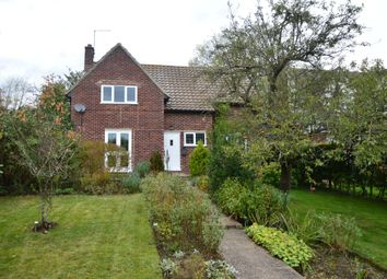 Thumbnail Detached house for sale in Sages End Road, Helions Bumpstead, Haverhill