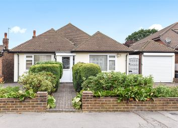 Thumbnail 2 bed detached bungalow for sale in Homer Road, Shirley, Croydon