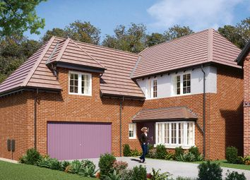 "Thumbnail 5 bed detached house for sale in ""The Langham"" at Yeomanry Close, Daventry"