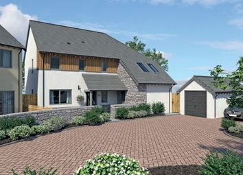 Thumbnail 4 bed detached house for sale in Plot 9, Yarners Mill, Dartington, Devon