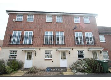 Thumbnail 4 bed terraced house to rent in Moorhen Way, Loughborough