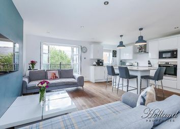 Thumbnail 2 bed flat for sale in Langbourne Place, Isle Of Dogs, London
