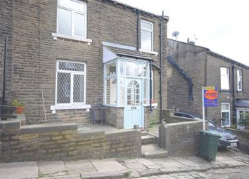 Thumbnail 2 bed end terrace house to rent in Moss Street, Thornton, Bradford