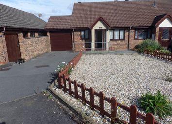 Thumbnail 2 bed semi-detached bungalow for sale in Clos Y Gelli, Pemberton, Llanelli